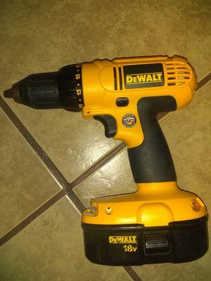 DeWalt power drill for Sale in Naches, WA