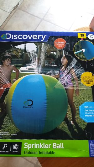 new Sprinkler ball for Sale in Grand Prairie, TX