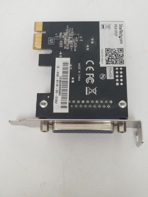 StarTech PEX1PLP PCI-E 1x Parallel Adapter Card Low Profile for Sale in Neenah, WI