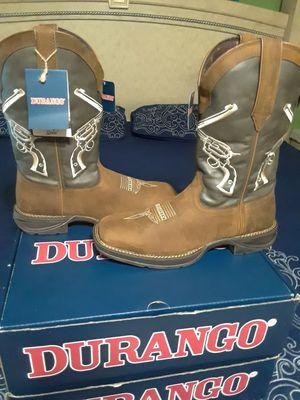 Durango numero 10.W por $135 no casquillo for Sale in Dallas, TX