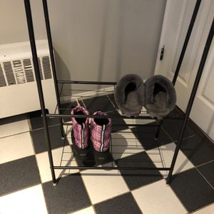 Coat And Shoe Rack for Sale in Alexandria, VA