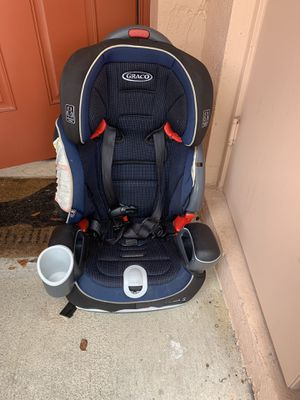 GRACO CAR SEAT FOR TODDLERS for Sale in Virginia Gardens, FL