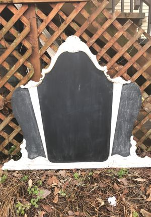 Vintage Repurposed Mirror Chalkboard for Sale in Washington, MO
