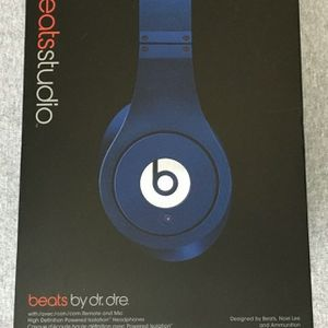 Beats Studio 1.0 | Blue for Sale in San Diego, CA