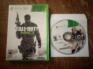 2 Games for Xbox 360 for Sale in Phoenix, AZ