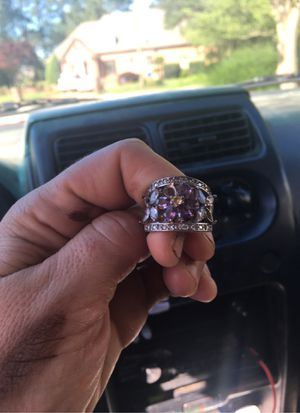 Beautiful size 7 flowering missing some stones though for Sale in Virginia Beach, VA