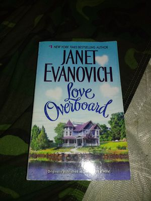 Janet evanovich book for Sale in Fond du Lac, WI