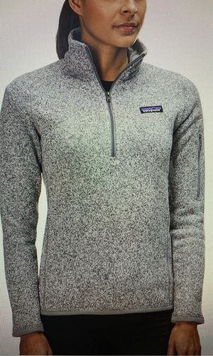 Patagonia better sweater 1/4 zip in XS for Sale in Fullerton, CA