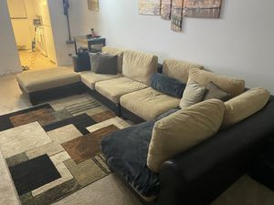 LARGE SECTIONAL SOFA for Sale in Irvine, CA
