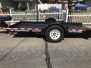 Tilt bed trailer for Sale in Lakeside, CA