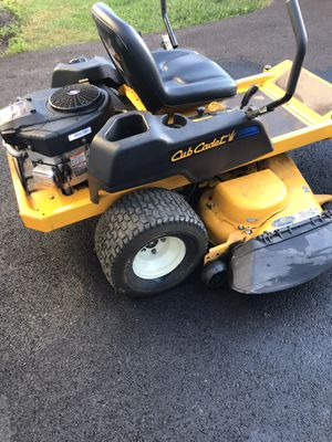 "Cub cadet ZTR 50""cut original owner for Sale in Laytonsville, MD"