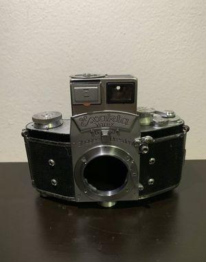 Vintage RARE Exakta Varex VX Ihagee Dresden 35mm Camera for Sale in Brooklyn, NY
