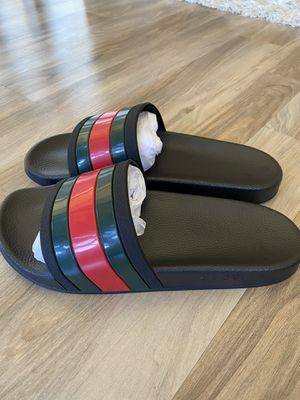Brand New Gucci Slides for Sale in Oak Park, CA
