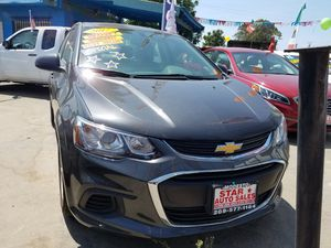 2017 CHEVY SONIC LT for Sale in Modesto, CA