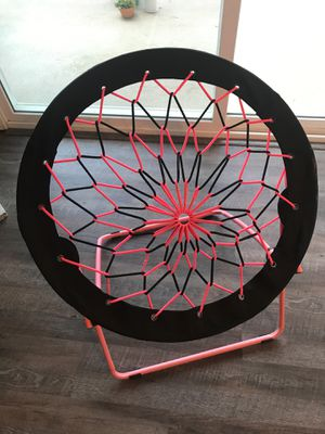Bungee/Trampoline Chair - Great for Kids & It Folds Up! for Sale in Carlsbad, CA