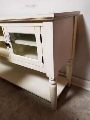 Wooden Table with cabinets for Sale in Schiller Park, IL