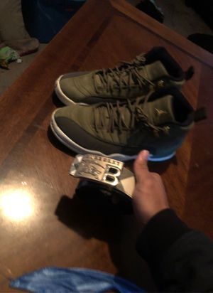 12's and burberry belt for Sale in Lancaster, TX