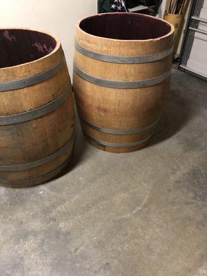 Cut barrels. For sale for Sale in Yorba Linda, CA