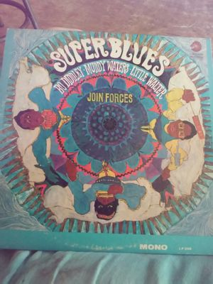 Super blues Bo diddly. Muddy waters little for Sale in Crestview, FL