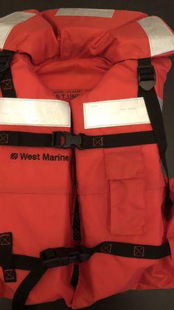 West Marine Lifejacket for Sale in San Francisco,  CA
