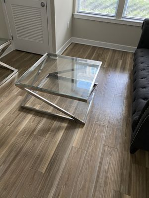 Coffee Table and 2 End Tables for Sale in Glenarden, MD