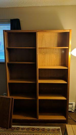 Wooden cabinet for Sale in Denver, CO