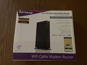 netgear ac1750 Router in Excellent Condition for Sale in Edmond, OK