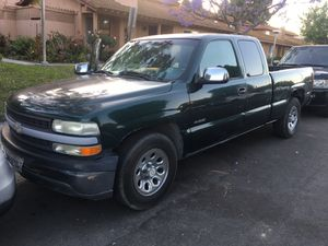 Chevy Silverado 2002 for Sale in San Juan Capistrano, CA