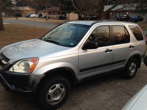 2002 Honda CRV for Sale in Winter Haven, FL