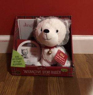 Jingle all the way interactive story buddy for Sale in Bridgeton, MO