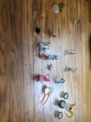 140+ Beautiful Vintage Blown Glass figures for Sale in Houston, TX