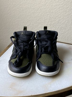 Air Jordan 1 Olive ps size 8c for Sale in San Antonio, TX