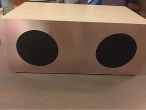 Pink/Rose Gold Bluetooth Speaker Pick up only for Sale in Newark, NJ