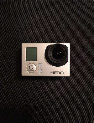 Gopro Hero 3 camera White edition for Sale in Weston, FL