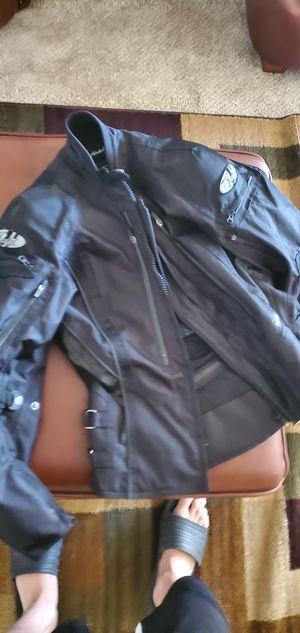 Joe rocket women's bike jacket great deal size medium for Sale in Falls Church, VA