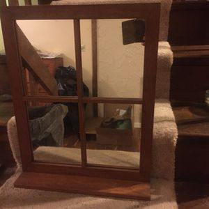 Mirror with shelf for Sale in Fayetteville, OH
