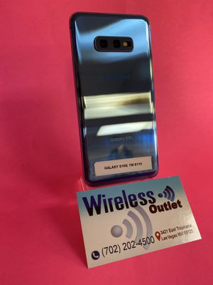 {SAMSUNG GALAXY S10E 128GB METRO PCS}{FINANCING AVAILABLE} for Sale in Las Vegas, NV