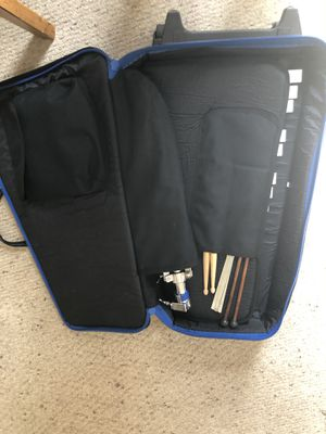 CB drum pad and bells set for Sale in Granby, CT