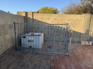 Metal Pool Gate - Free for Sale in Phoenix, AZ