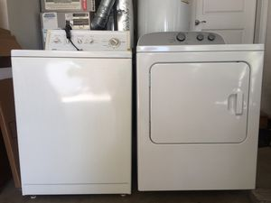 Washer and dryer set for Sale in Bonney Lake, WA