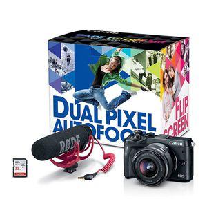 Canon EOS M6 video Creator kit for Sale in Mesa, AZ