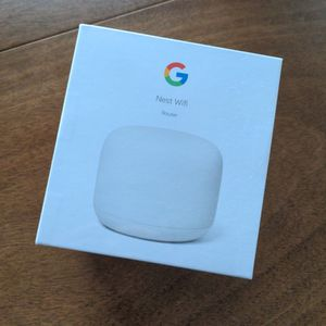 New In Box Google Nest Wifi Router for Sale in Los Angeles, CA