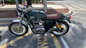 Royal Enfield 2017 Motorcycle cafe racer (ducati triumph bmw) for Sale in Miami, FL