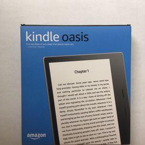 Kindle Oasis E Reader for Sale in Centreville, VA