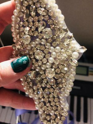 The cutest bedazzled sash for Sale in San Ramon, CA