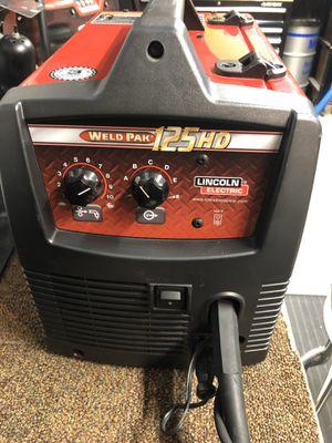 Lincoln welder 125HD for Sale in Phoenix, AZ