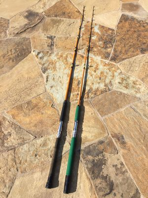 Lamiglas Vintage Fishing Rods Poles for Sale in Fullerton, CA