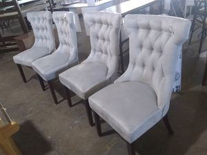 Dining Chairs $200 for all for Sale in Dallas, TX
