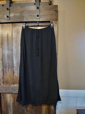 Black Maxi Skirt for Sale in Garden City, MI