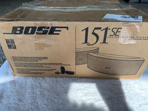 Bose outdoor pair of speakers for Sale in Canton, OH